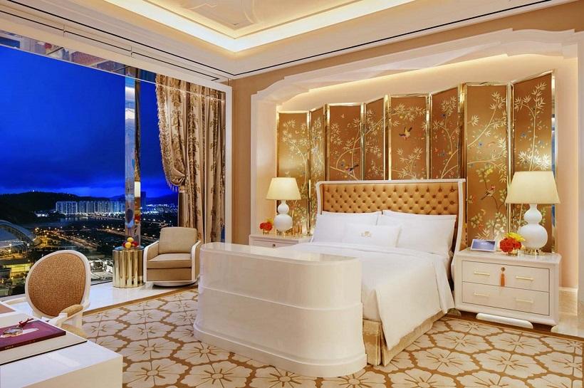 ↑花をテーマとしているだけにホテル内のすべてが美しい