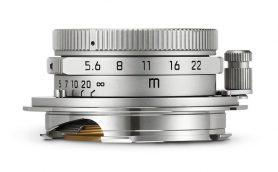全長は驚異の18mm! ライカ、往年の銘玉「ズマロン M f5.6/28mm」を復刻