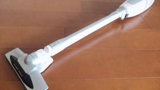 家電ライターが軽さに感動! 「掃除は面倒」を覆すアイリスオーヤマ1万円台のコードレス