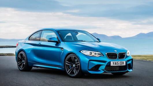 370馬力を味わい尽くせ! BMW「M2クーペ」に6速MT仕様が追加