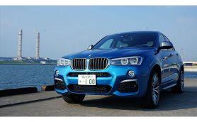 「BMW X4 M40i」に試乗! いまいちばんトンガったクーペSUVの走りは?