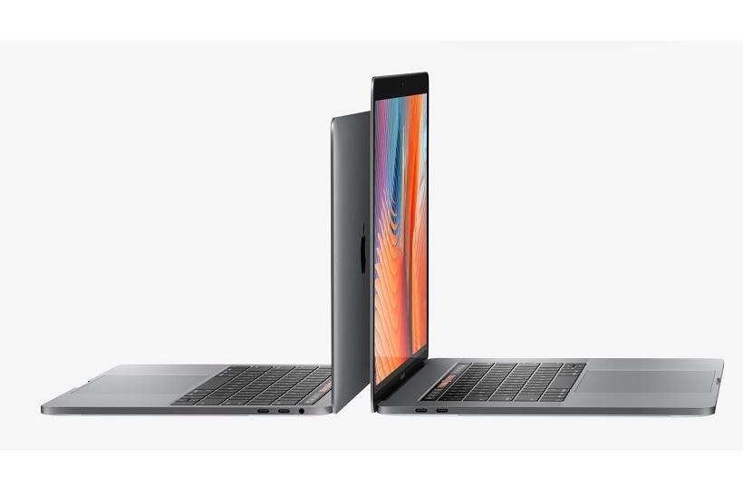 ↑MacBook Pro