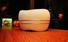 木製の水桶が冷蔵庫に、西陣織がスピーカーになる!――パナソニックと京都の若き伝統工芸後継者たちの挑戦