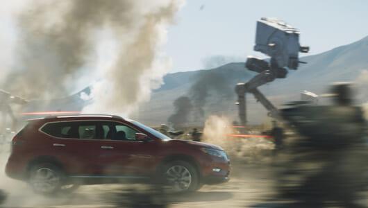 【動画】ローグ・ワン×日産ローグ! スター・ウォーズ最新作とコラボしたエクストレイルのCMが話題