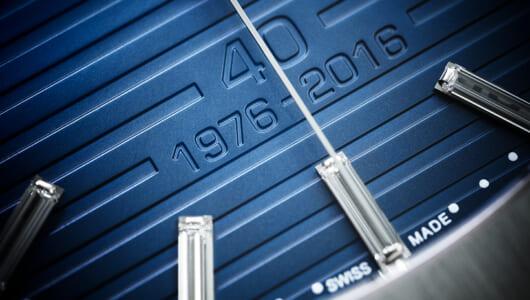 パテック フィリップ「ノーチラス」40周年記念を祝う1000万円超のスペシャルピース