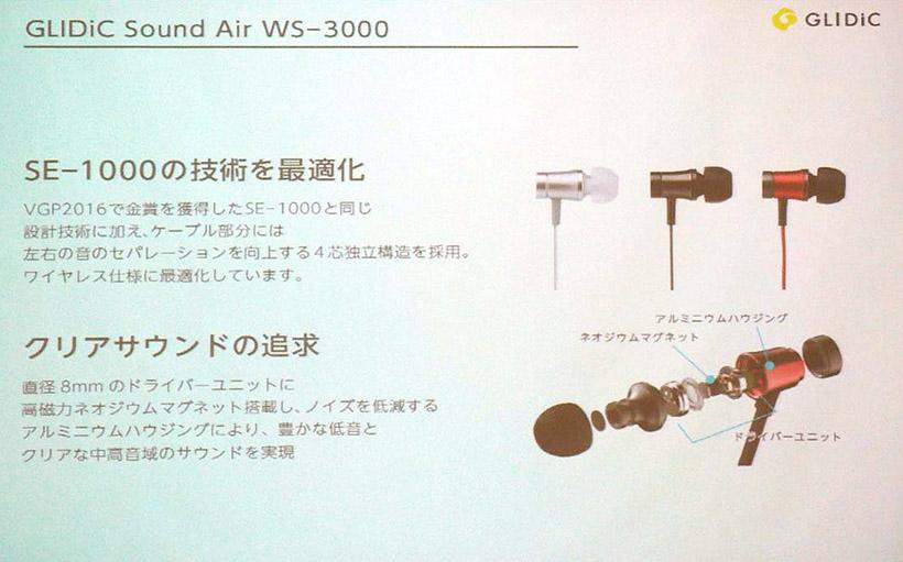 ↑WS-3000の概要