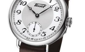 ティソの時計製造の伝統が堪能できる10万円前後の新作2型がいよいよ発売