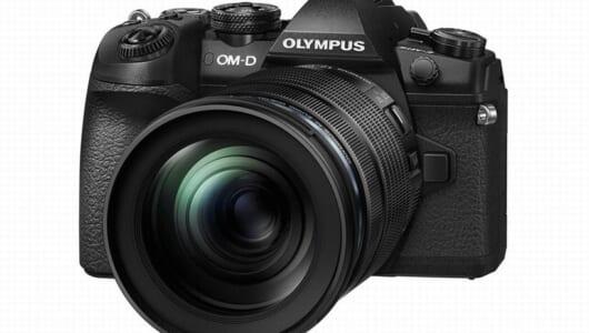 驚異的な高速連写に4K動画――オリンパス「OM-D E-M1 Mark II」はユーザー待望のハイスペック一眼だ!