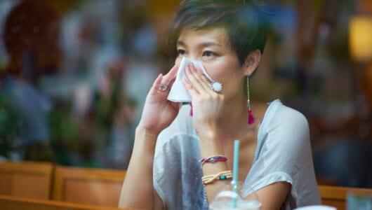 パリジェンヌは決して鼻水をすすらない!? この時期気になる「鼻トラブル」に関する豆知識