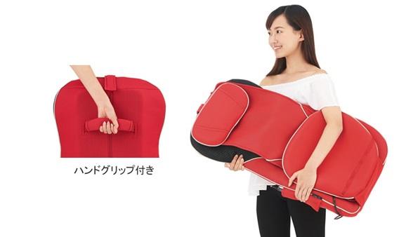 ↑シートの形状