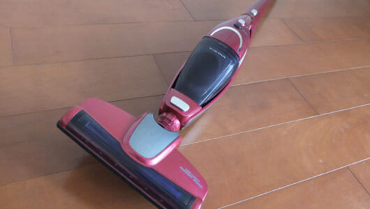 約2万円ながら家電ライターが「うれしい驚き」と語る多機能ぶり! ドウシシャのコードレスDVS-1601は「最初の1台」にぴったり!