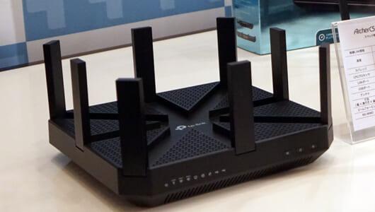 世界シェア45%超! ネットワーク機器のトップメーカーTP-Linkが日本市場に本格参入