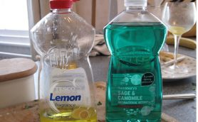 食器用洗剤で野菜が洗えるって知ってた!? 表記では食器より優先度が高いという事実