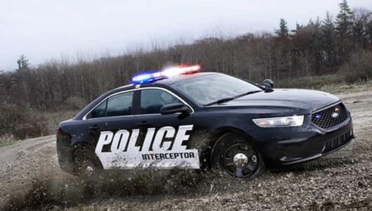 米警察がパトカーの比較テストを実施! いちばん速かったのは…?