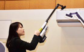 1.5kgの激軽ボディが掃除機業界を変える! シャープ「RACTIVE Air」は高所に強い逸品