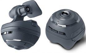業界初・ドラレコ機能付き360度カメラが登場! おもしろ映像のスマホ転送&シェアもカンタン