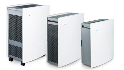 空気の汚れ成分までスマホに表示し解決策を提案! 空気清浄機「Blueair Classic」がIoT化してリニューアル
