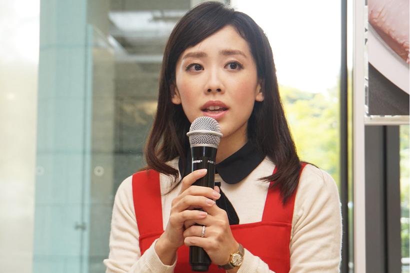 ↑シャープ 健康・環境システム事業本部 スモールアプライアンス事業部 商品企画部 主事の吉田麻里さん