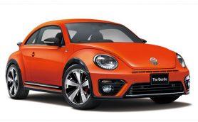 VW「ザ・ビートル」に「Rライン」が追加! パワフルエンジンでスポーティな走りを実現