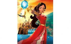 ディズニー初のラテン系プリンセス誕生!「アバローのプリンセス エレナ」ディズニーchで11・27スタート