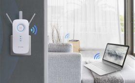 電波が届きにくい場所でも「ここWi-Fi飛んでんな」と言わせる無線LAN中継器「RE450」