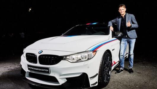 BMWが「M4 DTM チャンピオン・エディション」を発売! 限定25台でなんと2051万円!