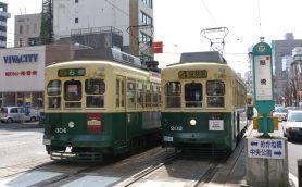 """乗れば乗るほど""""あじ""""が出る!? 新旧電車が異国情緒ただよう港町を走る「長崎電気軌道」"""