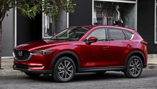 """マツダの""""いま""""がつまった新型「CX-5」が登場! 販売は2017年2月に日本からスタート"""