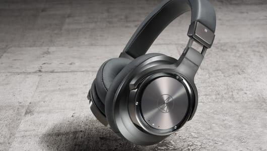 新次元の音質が楽しめる「aptX HD」とは!? 最新鋭のサウンドをフルデジタルヘッドホン「DSR9BT」で聴く