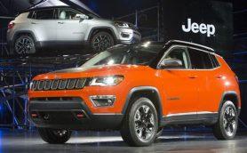 高い悪路走破性はさすが! ジープの新型SUV「コンパス」が本格的オフローダーとして登場
