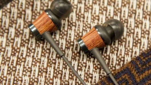 木の響きを味わいつくす! ハイレゾ対応のウッドイヤホン「HA-FW7」