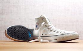 この履き心地は5つ星! コンバースのオールスター100周年モデルは機能スペック満載で超歩きやすい!!