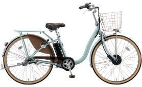 """最大走行距離は101km! 回復充電機能まで備えた""""女性に優しい""""電動アシスト自転車「フロンティアロング」新登場"""
