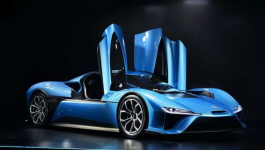 世界最速を謳うEVスーパーカー「NIO EP9」登場! EVとしてどころか全スポーツカーの中でも最速の部類!?