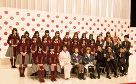 初紅の白組・KinKi Kids、会見で漫才さながらの爆笑トーク「自分は欅坂46だと思っていた」