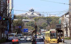 「VVVFインバータ」の先駆けは路面電車だったーー名城を仰ぎ走る熊本名物の市内電車「熊本市電」