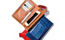 才色兼備ALL in ONE!スマホケース×本革財布「スマホケースウォレット」はホンモノ志向の便利アイテムだ