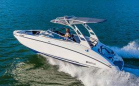 ハイパフォーマンス&ラグジュアリーなヤマハ発動機のスポーツボートにニューモデル4タイプが新登場!
