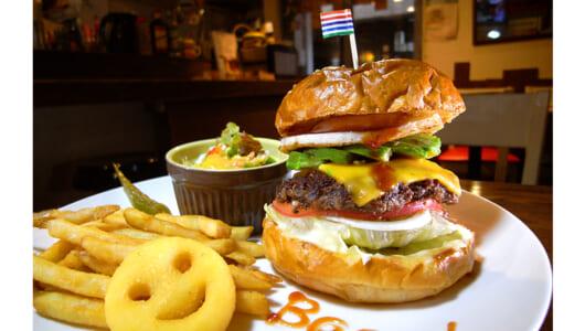 """大宮から首都圏を代表するバーガーショップへーー海を伝える""""どこか南国""""な店「Burger's Cafe Beach Story」"""