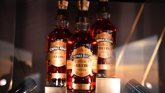 ラスボス感が半端ない! シーバスリーガルが5つの蒸溜所のウイスキーを結集した「究極の力」を発売