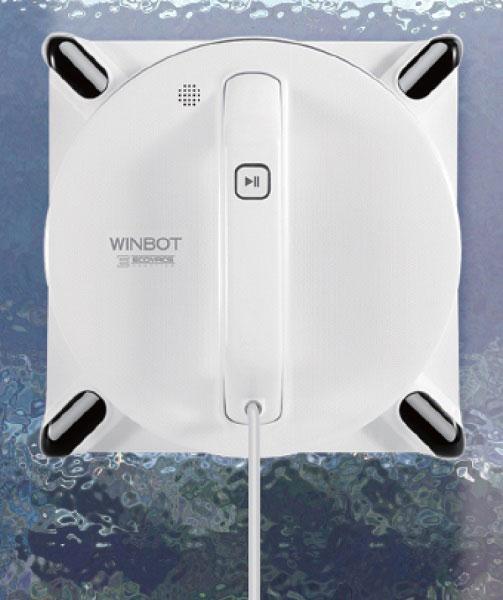 ↑エコバックスの最新機種「WINBOT950」。直接の競合となる