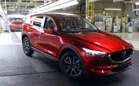 マツダ新型「CX-5」の生産が開始! 日本発売時期はいつ?