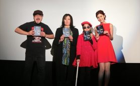 「貞子VS伽椰子」絶叫上映会開催!素顔公開の貞子役・七海エリー「思いっきり叫んでください」