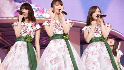 乃木坂46、2月に「5th YEAR BIRTHDAY LIVE」さいたまスーパーアリーナ3days公演決定!