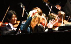 会場の至る所ですすり泣き? YOSHIKI、ニューヨーク公演の「前哨戦」で有終の美を飾る