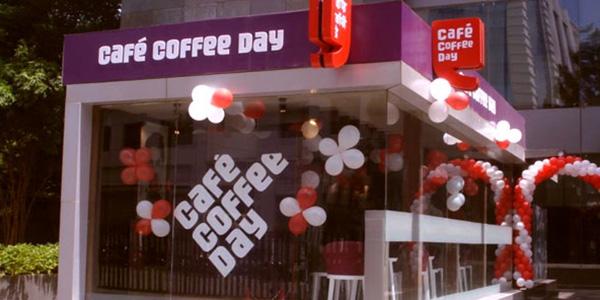 ↑カフェ・コーヒー・デイ
