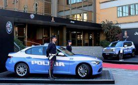 こいつはカッコいい! アルファロメオ新型「ジュリア」のパトカーがイタリア警察に配備