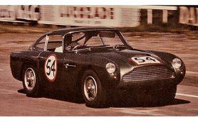 """アストンマーティンが""""激レア""""1959年型「DB4」を完全復刻! 限定25台の""""新車""""として発売へ"""