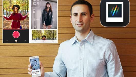インスタの次に流行るのはコレ!? 1秒写真の「ポラロイド・スイング」が日本上陸