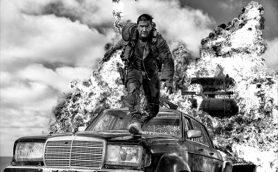 幻のモノクロバージョンの劇場公開が決定!『マッドマックス 怒りのデス・ロード<ブラック&クローム>エディション』1・14公開